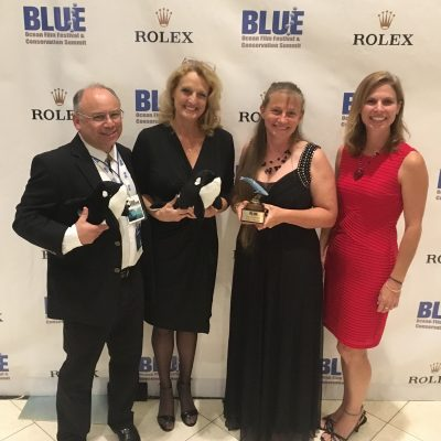 Cet Law attends Blue Ocean Film Festival