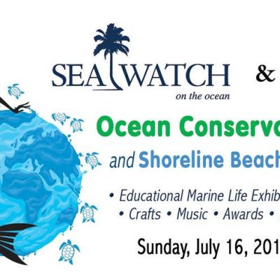 Celebrate Ocean Conservation Day with us on 16 July